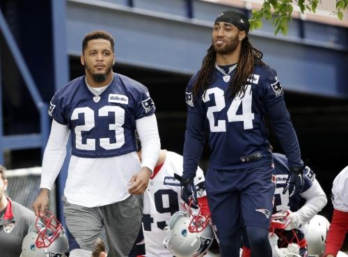 Stephon Gilmore, Patriots cornerback, takes subtle jab at Buffalo Bills on Twitter