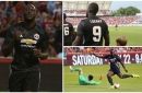 Manchester United player Romelu Lukaku is already acting like Zlatan Ibrahimovic