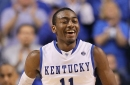John Wall makes the Kentucky Wildcats Hall of Fame
