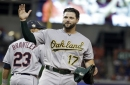 MLB trade rumors 2017: Yankees interested in Oakland's Yonder Alonso, Sonny Gray (report)