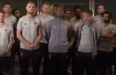 Liverpool players deliver emotional tributes to departing Lucas