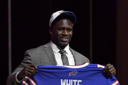Will Tre'Davious White or Zay Jones have biggest impact on Buffalo Bills?