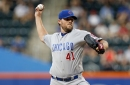Cubs roster move: John Lackey activated from disabled list, Eddie Butler to Iowa