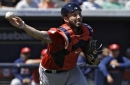 Boston Red Sox injuries: Blake Swihart to take grounders at first base, third base in return from ankle injury