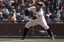 Giants slugger will rejoin lineup against Indians Tuesday