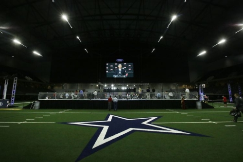 Big 12 media days takeaway: The Cowboys' venue was the real star this week