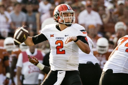 Big 12 media days takeaway: My pick for top player? Mason Rudolph, not Baker Mayfield