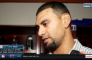 Tyson Ross on tough loss to Orioles on the road