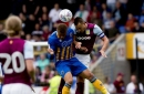 Aston Villa: Henri Lansbury had this message for skipper John Terry after his first start