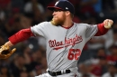 New Washington Nationals' relievers Sean Doolittle and Ryan Madson debut in win in Anaheim...
