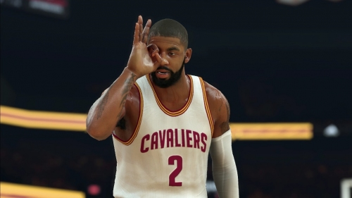 NBA 2K18 rates Kyrie Irving ahead of other elite point guards