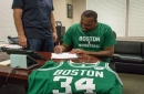 Paul Pierce: 'Only right' to retire with Boston Celtics