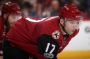 New Panthers right wing Radim Vrbata could be an upgrade over Jaromir Jagr
