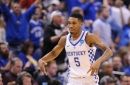 An early look into where Malik Monk fits in the Hornets rotation