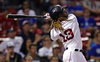 Hanley's Monster Mash Sends Red Sox To 5-4 Extras Win
