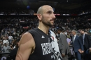 Ginobili indicates he will return to Spurs for 16th season The Associated Press