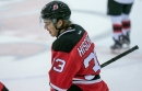 What did Devils' Steven Santini learn while rooming with Nico Hischier?