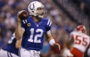 Andrew Luck's recovery? 'Status quo'