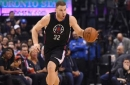 10a: Blake Griffin news conference at Clippers Training Facility