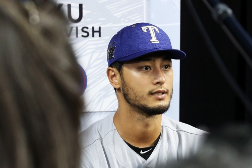 MLB Trade Rumors: Rangers' Yu Darvish could be available if team falters