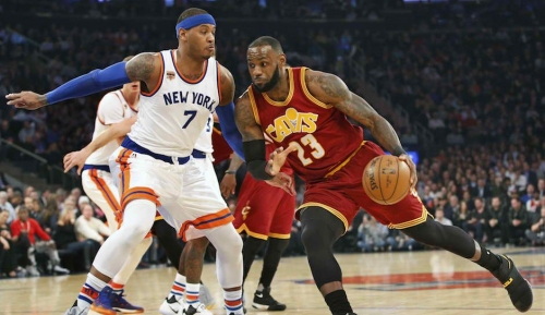 NBA Trade Rumors: Carmelo Anthony To Cavs? Skip Bayless Says Cleveland Should Trade Kevin Love For Melo