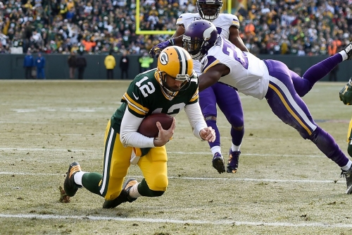 Vikings overhauled the offensive line, hoping to avoid a repeat of 2016 collapse