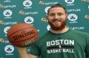 Aron Baynes ready to add some heft to Celtics