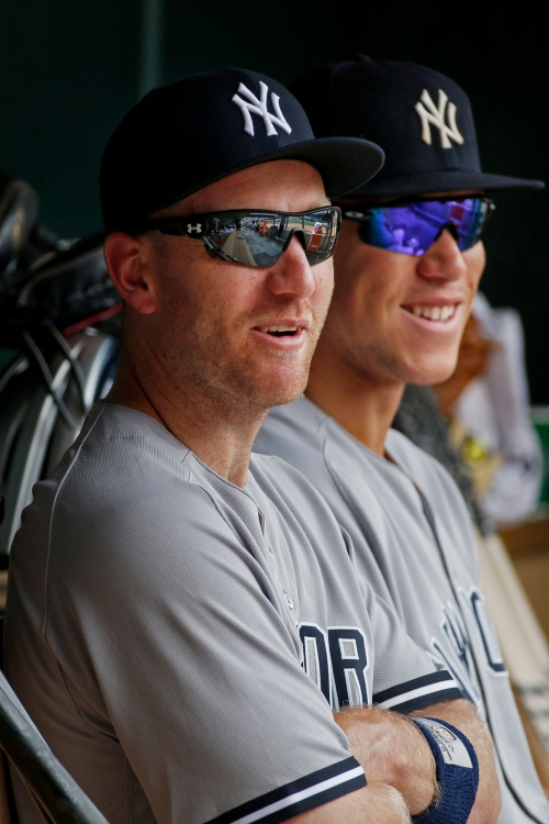Todd Frazier heading home, thrilled to be a Yankee