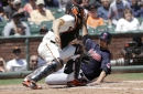 Giants 5, Indians 4: Buster Posey's two-out, two-run double in ninth sends Indians to defeat