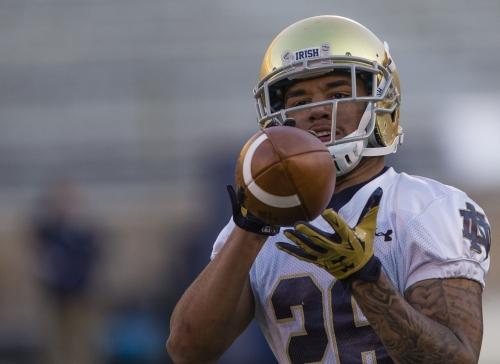 Junior DB Ashton White leaves Notre Dame football team