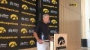 How will James Butler help the Hawkeyes?