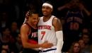NBA Trade Rumors: Knicks' Carmelo Anthony To Trail Blazers Is 'Real Possibility,' Damian Lillard Says