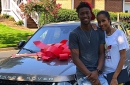 Kobi Simmons buys his mom a Range Rover after signing with Memphis Grizzlies
