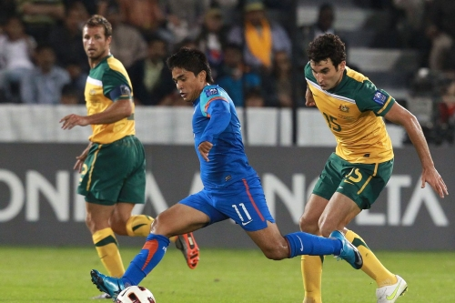 Dovale Joins Chhetri in India - Former Sporting Player Update