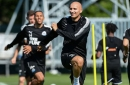 Newcastle United star Jonjo Shelvey says he couldn't be in better shape after Portugal training camp