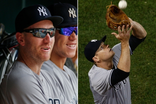 Todd Frazier is kicking Chase Headley out