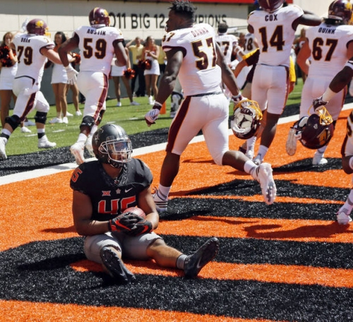 Big 12's new centralized replay center could prevent another Oklahoma State-Central Michigan-style debacle