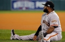 The Giants might actually be interested in Pablo Sandoval