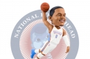 Commemorative bobbleheads mark Russell Westbrook's addition to National Bobblehead Hall of Fame and Museum