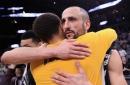 Liberty Links: Manu Ginobili to return for his 16th NBA season