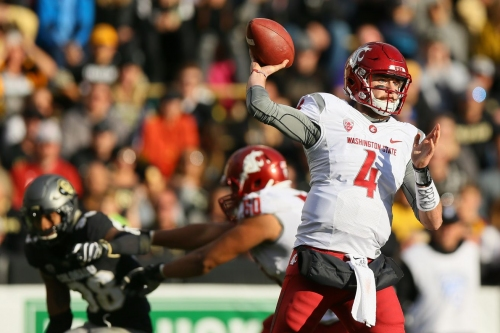 Luke Falk added to two prestigious watch lists