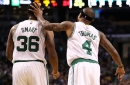 What to do about the Isaiah Thomas and Marcus Smart contracts?