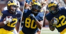 Michigan 2017 camp preview: Chris Evans leads deep running back group