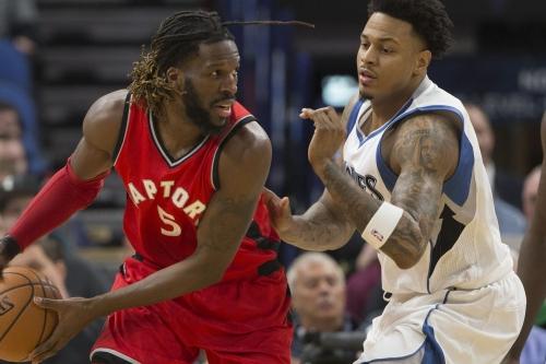 DeMarre Carroll criticized for trashing Raptors offense