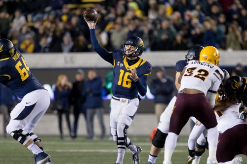 What are the greatest Cal football games against ASU?