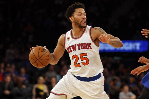 Derrick Rose in serious talks with Cavs on one-year deal