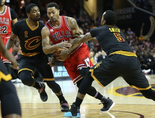 Derrick Rose a fascinating name linked to Cleveland Cavaliers: DMan talks with Baskin & Phelps