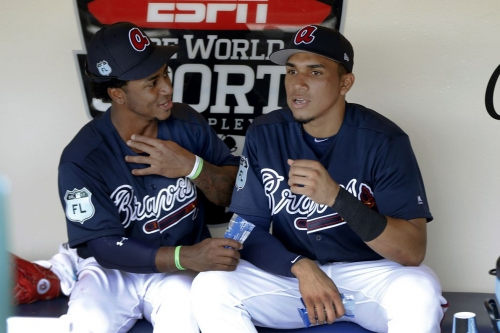 The Braves farm system is about to radically change whether you like it or not