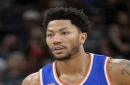 Lakers to meet with Derrick Rose today