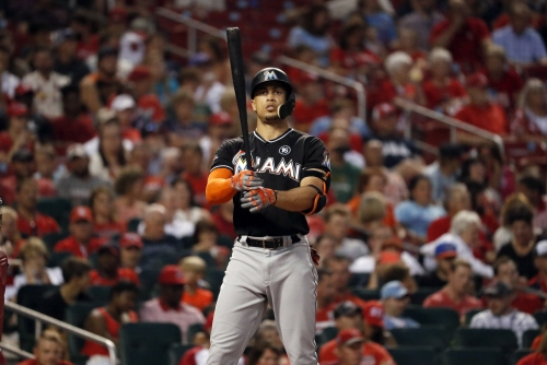 MLB trade rumors: Giancarlo Stanton being discussed as trade possibility by 'four or five' teams (report)